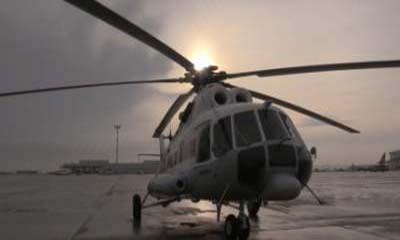 ВВолгоград навремяЧМ прилетит медицинский вертолет Ми-8