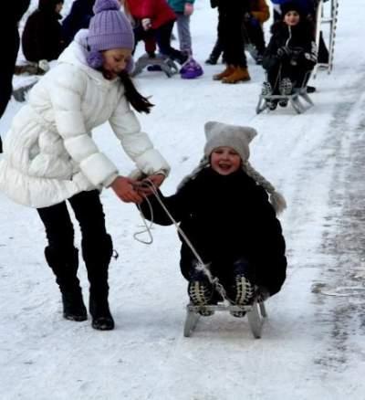 Неменее тысячи волгоградцев примут участие врождественских спортивных играх