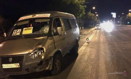 13-летняя девочка угодила под колеса «Дэу» наюге Волгограда