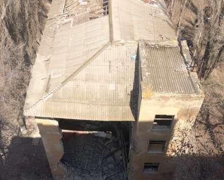 Наодной изулиц Волгограда обрушились перекрытия аварийного общежития