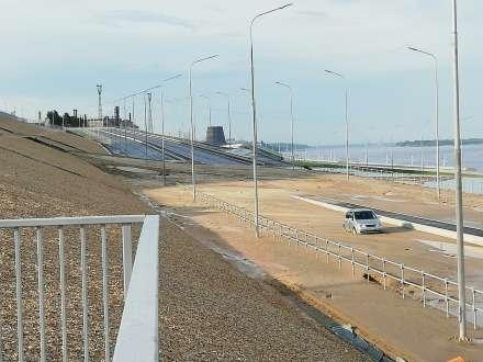 Вадминистрации Волгограда сообщили, что ливень не поломал конструкцию нового стадиона