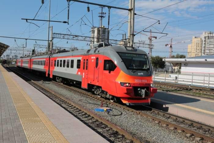 В октябре в регионе увеличится периодичность пригородных поездов