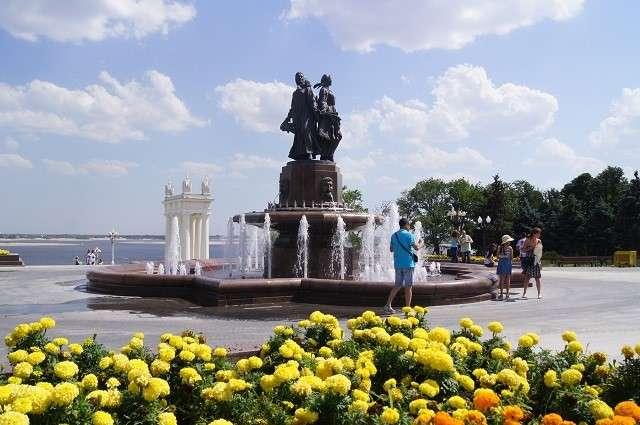 В Волгограде готовятся к сезону фонтанов