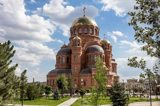 Выставка «Храмы и небо»  откроется в волгоградском регионе 30 апреля