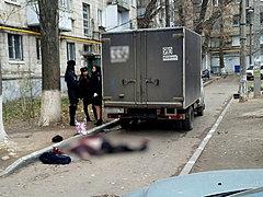 В Волгограде водитель Газели при движении задним ходом насмерть